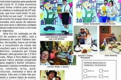 InfoArel Edição N° 232 – Novembro/Dezembro 2020