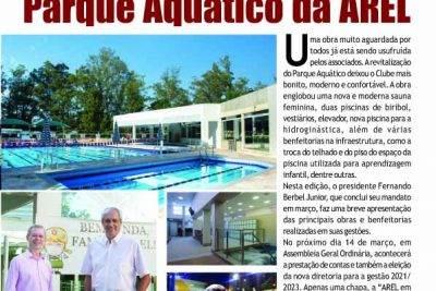 InfoArel Edição N° 233 – FEVEREIRO/MARÇO 2021
