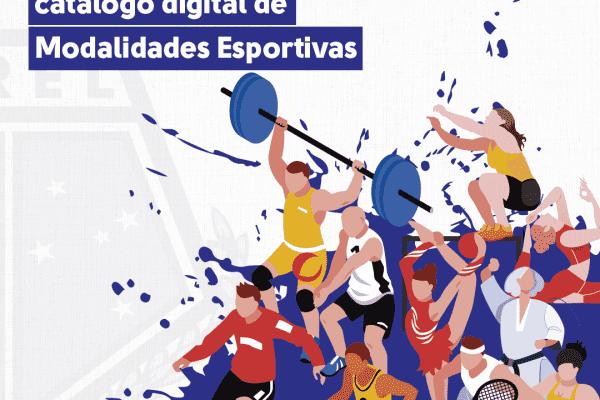 Catálogo online das modalidades esportivas